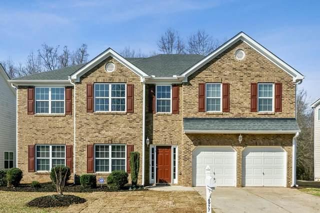 6977 Talkeetna Court, Atlanta, GA 30331 (MLS #6686207) :: North Atlanta Home Team