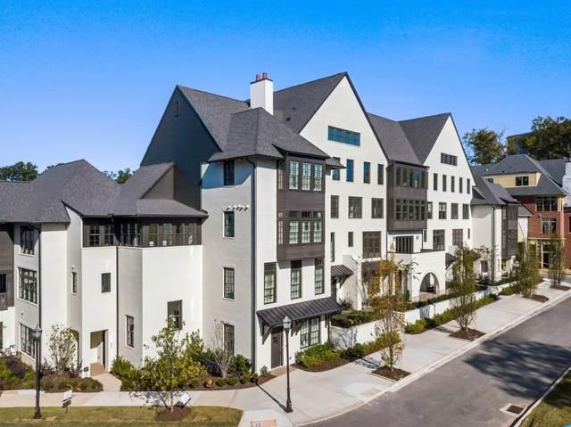 6603 Aria Boulevard #125, Sandy Springs, GA 30328 (MLS #6686238) :: North Atlanta Home Team