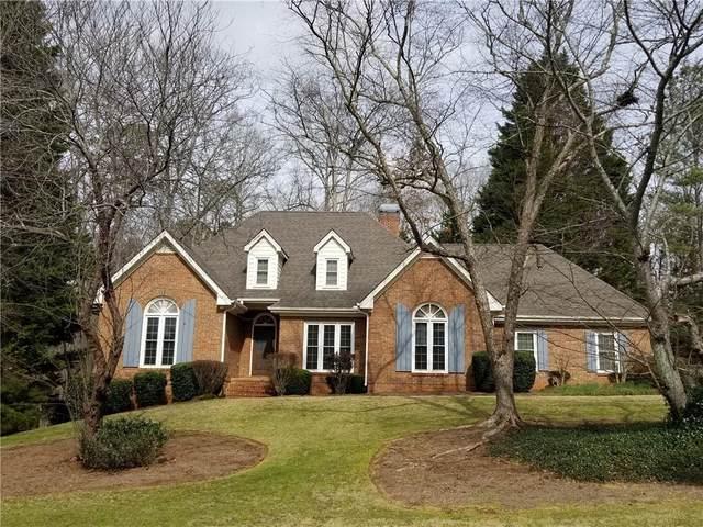 2643 Westchester Parkway SE, Conyers, GA 30013 (MLS #6686240) :: North Atlanta Home Team