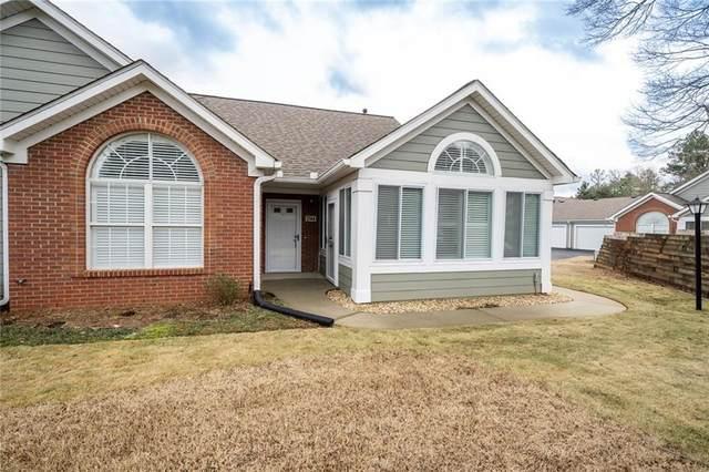 2144 Carefree Circle #10, Marietta, GA 30062 (MLS #6686245) :: North Atlanta Home Team
