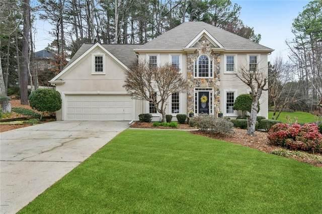 510 Crossgate Trail, Johns Creek, GA 30022 (MLS #6686269) :: RE/MAX Paramount Properties