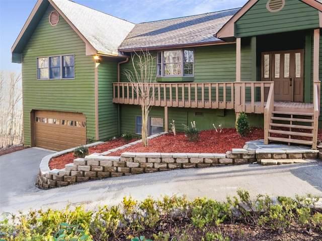 430 Little Hendricks Mountain Road, Jasper, GA 30143 (MLS #6686279) :: North Atlanta Home Team