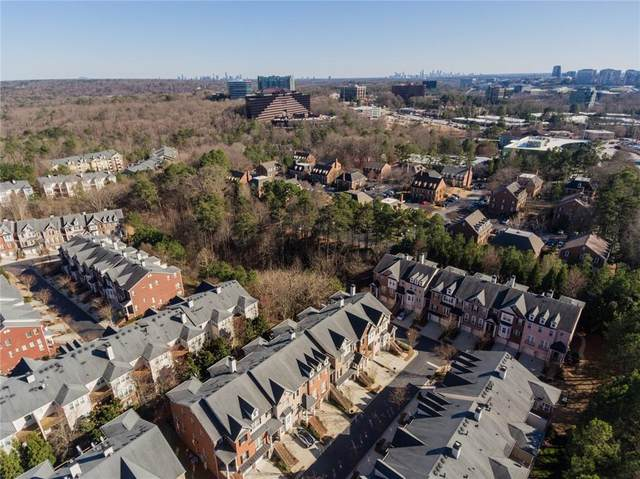 3030 Woodwalk Drive SE #15, Atlanta, GA 30339 (MLS #6686290) :: North Atlanta Home Team