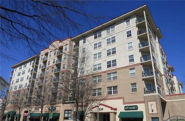230 E Ponce De Leon Avenue #217, Decatur, GA 30030 (MLS #6686296) :: The Zac Team @ RE/MAX Metro Atlanta