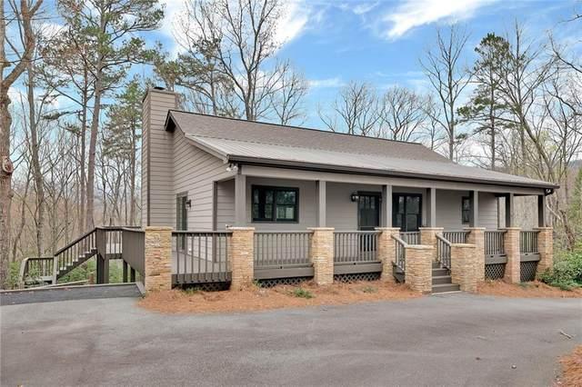 155 Dogwood Lane, Big Canoe, GA 30534 (MLS #6686303) :: North Atlanta Home Team