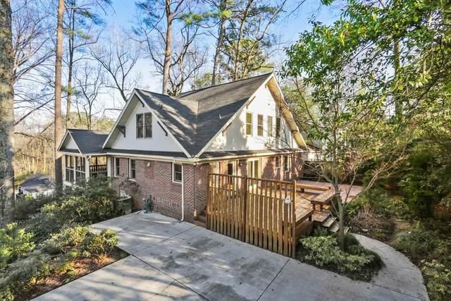 1824 Charline Avenue NE, Atlanta, GA 30306 (MLS #6686323) :: North Atlanta Home Team