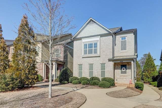2673 Telfair Drive SE, Smyrna, GA 30080 (MLS #6686348) :: North Atlanta Home Team