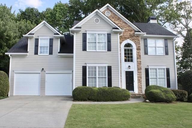 4106 Pinemist Lane NW, Kennesaw, GA 30144 (MLS #6686354) :: North Atlanta Home Team