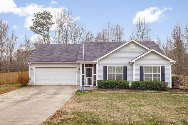 115 Macedonia Woods Drive, Newnan, GA 30263 (MLS #6686360) :: The North Georgia Group