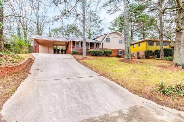 2114 Chevy Chase Lane, Decatur, GA 30032 (MLS #6686362) :: North Atlanta Home Team