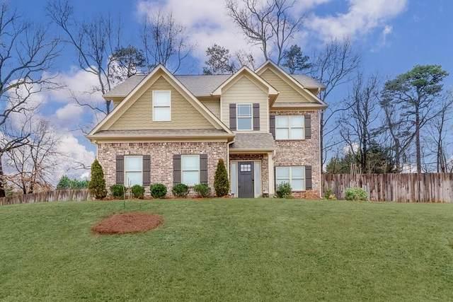 848 Katherine Drive, Jefferson, GA 30549 (MLS #6686401) :: North Atlanta Home Team