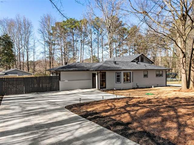 3111 Skyview Lane, Marietta, GA 30066 (MLS #6686413) :: North Atlanta Home Team