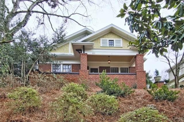831 Yorkshire Road, Atlanta, GA 30306 (MLS #6686432) :: North Atlanta Home Team