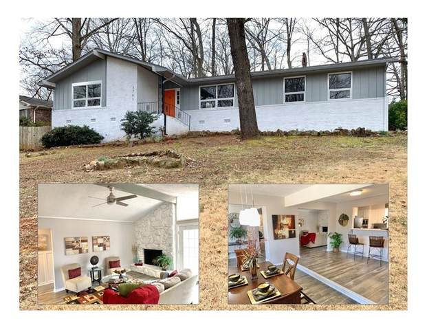 3763 Wake Forest Road, Decatur, GA 30034 (MLS #6686436) :: The Zac Team @ RE/MAX Metro Atlanta