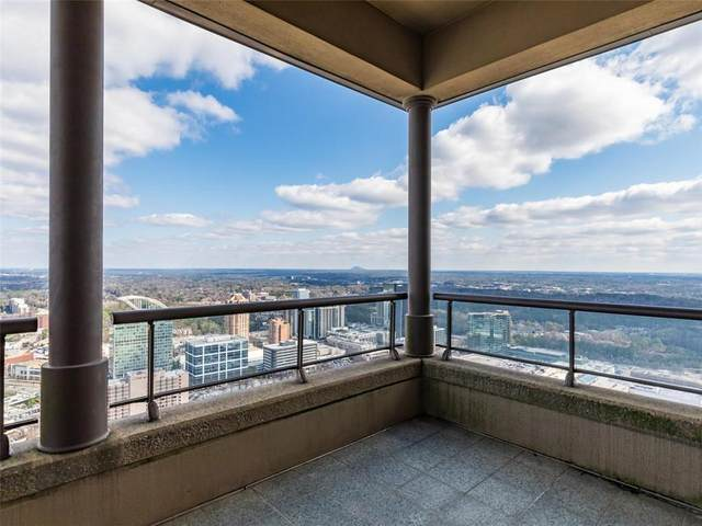 3376 Peachtree Road NE 53B-54, Atlanta, GA 30326 (MLS #6686452) :: Dillard and Company Realty Group