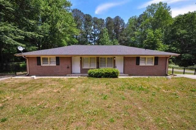 6211 Florrie Drive SW, Mableton, GA 30126 (MLS #6686460) :: North Atlanta Home Team