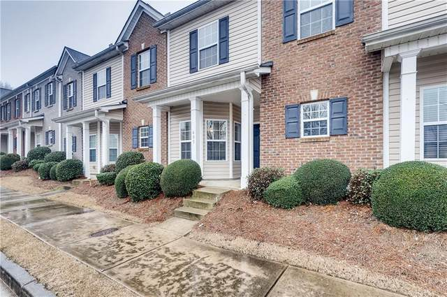 2555 Flat Shoals Road #605, Atlanta, GA 30349 (MLS #6686465) :: RE/MAX Paramount Properties