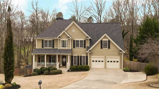 8660 Woodland View Drive, Gainesville, GA 30506 (MLS #6686467) :: North Atlanta Home Team