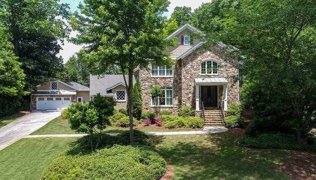 3509 Hillstone Court NE, Brookhaven, GA 30319 (MLS #6686473) :: North Atlanta Home Team