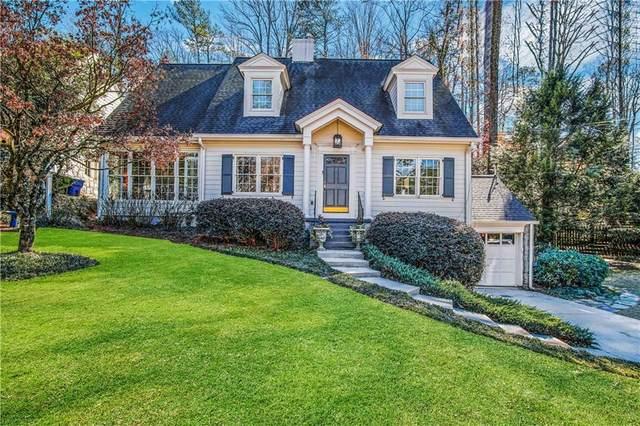 660 Longwood Drive NW, Atlanta, GA 30305 (MLS #6686489) :: North Atlanta Home Team