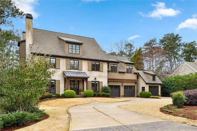 4868 Merlendale Drive, Atlanta, GA 30327 (MLS #6686493) :: The Hinsons - Mike Hinson & Harriet Hinson