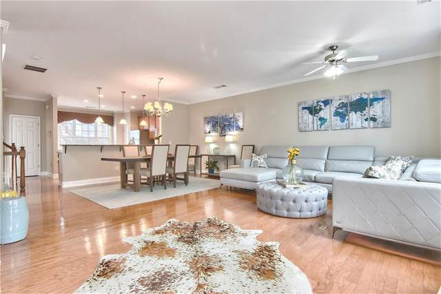 2890 Brandl Cove Court #5, Marietta, GA 30067 (MLS #6686525) :: North Atlanta Home Team