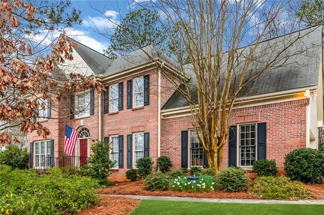 1465 Holly Lake Circle, Snellville, GA 30078 (MLS #6686530) :: North Atlanta Home Team