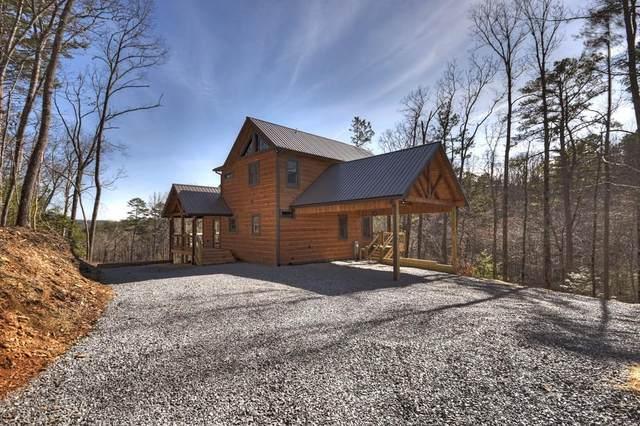 260 Whippoorwill Walk Road, Mineral Bluff, GA 30559 (MLS #6686533) :: North Atlanta Home Team