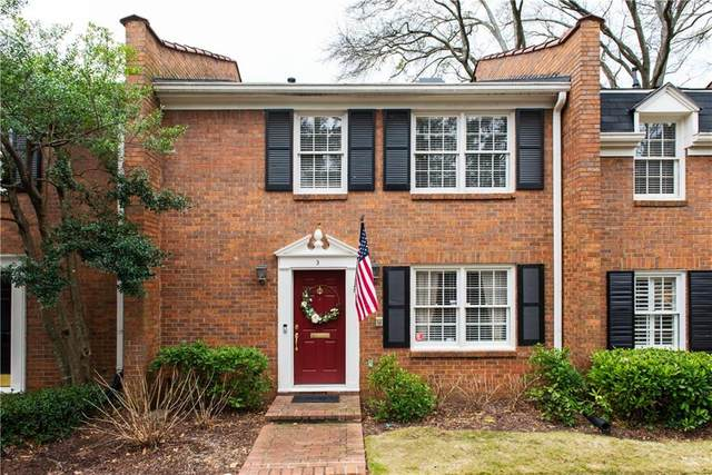 4620 Wieuca Road NE #3, Atlanta, GA 30342 (MLS #6686537) :: Team RRP | Keller Knapp, Inc.