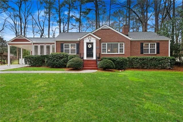 1453 Fama Drive NE, Atlanta, GA 30329 (MLS #6686588) :: North Atlanta Home Team