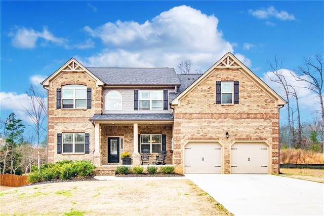 2970 Ridge Manor Drive, Dacula, GA 30019 (MLS #6686619) :: MyKB Partners, A Real Estate Knowledge Base
