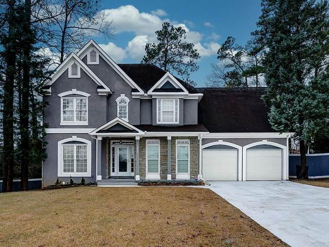 3050 Stone Road, East Point, GA 30344 (MLS #6686645) :: The Hinsons - Mike Hinson & Harriet Hinson