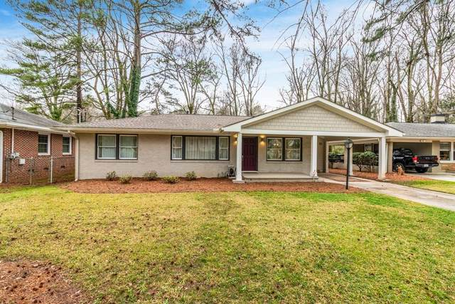 907 Gresham Avenue SE, Atlanta, GA 30316 (MLS #6686660) :: North Atlanta Home Team