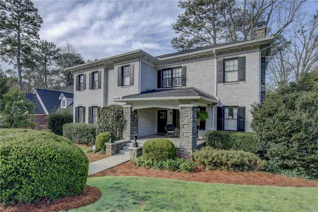 1629 Ridgewood Drive NE, Atlanta, GA 30307 (MLS #6686696) :: The Hinsons - Mike Hinson & Harriet Hinson