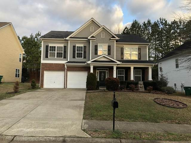 943 Mill Creek Avenue, Canton, GA 30115 (MLS #6686698) :: North Atlanta Home Team