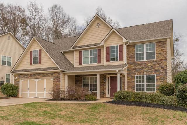 421 Andrew Ridge Drive, Jefferson, GA 30549 (MLS #6686700) :: North Atlanta Home Team