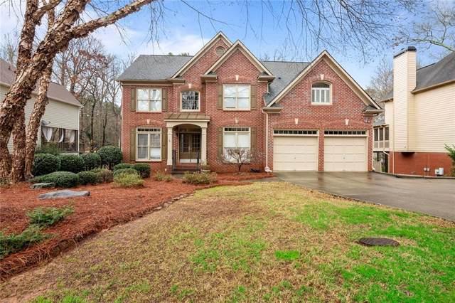760 Cambridge Crest Lane, Alpharetta, GA 30005 (MLS #6686701) :: RE/MAX Paramount Properties