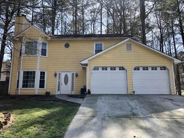 1553 Milford Creek Lane SW, Marietta, GA 30008 (MLS #6686702) :: RE/MAX Paramount Properties