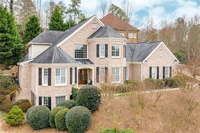 301 Quiet Hill Lane, Woodstock, GA 30189 (MLS #6686705) :: RE/MAX Paramount Properties