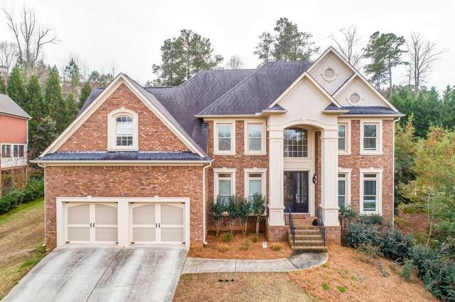 882 Woodleaf Park Drive, Mableton, GA 30126 (MLS #6686706) :: North Atlanta Home Team