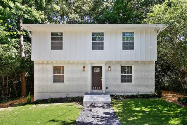 1329 Beecher Street SW, Atlanta, GA 30310 (MLS #6686707) :: Team RRP | Keller Knapp, Inc.