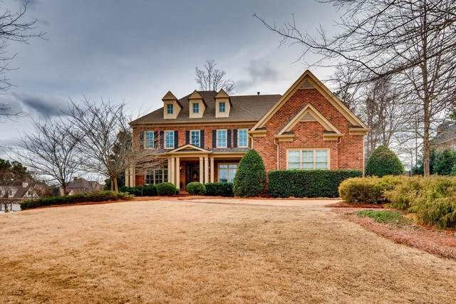 2321 NW Whiting Bay Court NW, Kennesaw, GA 30152 (MLS #6686718) :: Path & Post Real Estate