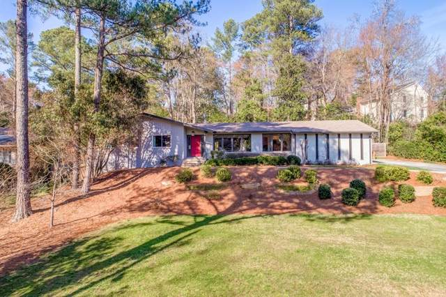 4200 Paradise Circle, Atlanta, GA 30339 (MLS #6686720) :: North Atlanta Home Team