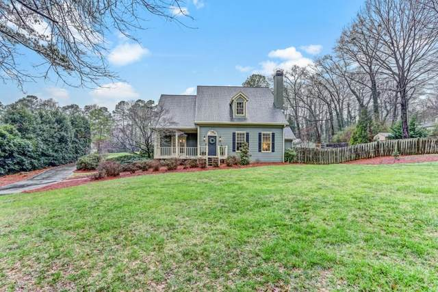 187 Pinehurst Lane, Marietta, GA 30068 (MLS #6686729) :: RE/MAX Paramount Properties