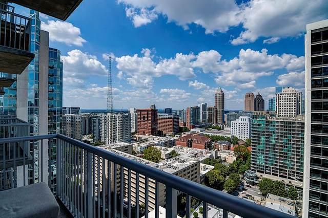 855 Peachtree Street NE #2210, Atlanta, GA 30308 (MLS #6686735) :: Rich Spaulding