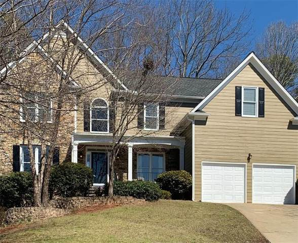 1689 Hollander Court, Marietta, GA 30066 (MLS #6686740) :: RE/MAX Paramount Properties