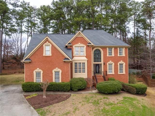 822 Forest Path Lane, Alpharetta, GA 30022 (MLS #6686741) :: Path & Post Real Estate