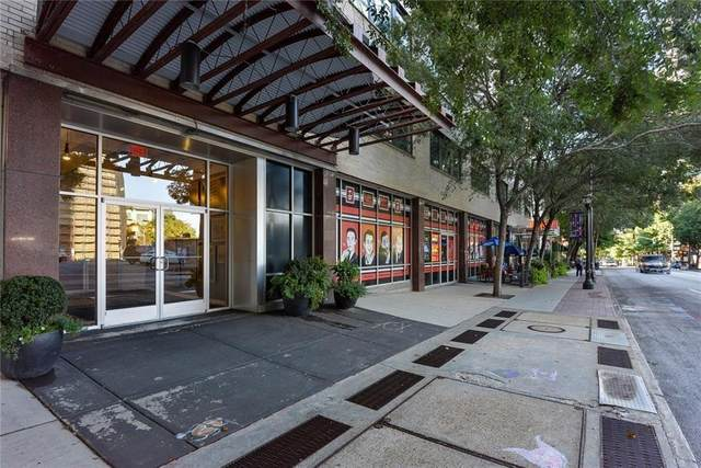 878 Peachtree Street NE #504, Atlanta, GA 30309 (MLS #6686744) :: Rich Spaulding