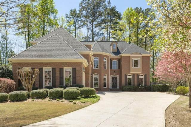 3870 Fort Trail NE, Roswell, GA 30075 (MLS #6686757) :: RE/MAX Paramount Properties