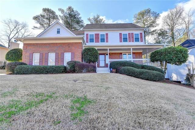 141 Chastain Manor Drive, Norcross, GA 30071 (MLS #6686772) :: North Atlanta Home Team